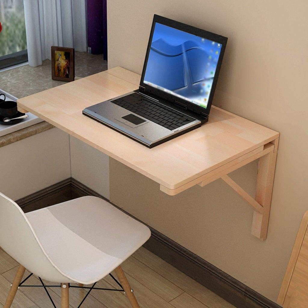 Tavoli Da Pranzo In Legno Massello Pranzo Pieghevole Pranzo Pranzo Studio Dimensioni Scrivania Opzionale (dimensioni : 100 * 60cm) SUBBYE