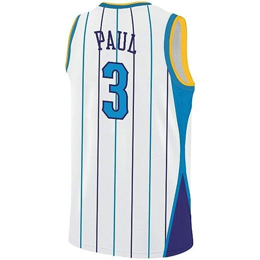 Genmaisiquanjia Camiseta De Baloncesto para Hombre - Charlotte ...