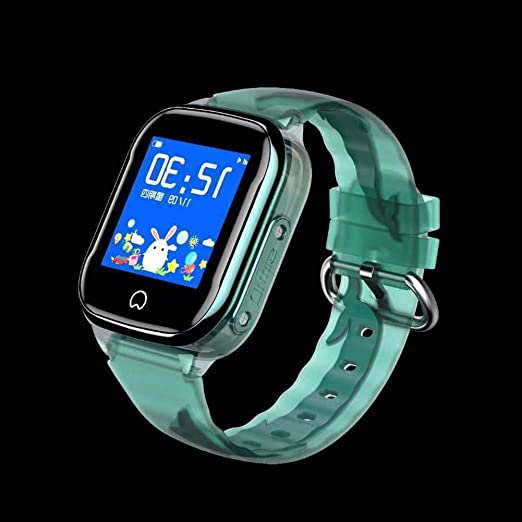 Kid Smart Watch, GPS Positioning Tracker Smart Watch For ...