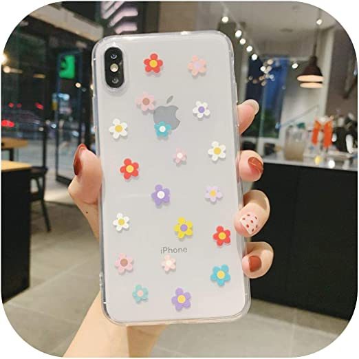Tough Phone Cases iPhone 11 X 8 7 6 Plus Floral Zebra Print Aesthetic iPhone 11 Case