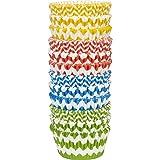 Wilton 415-8123 300-Pack Baking Cups, Pastel, Standard
