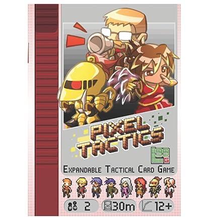 Amazon Level 99 Games Pixel Tactics Card Game Toys