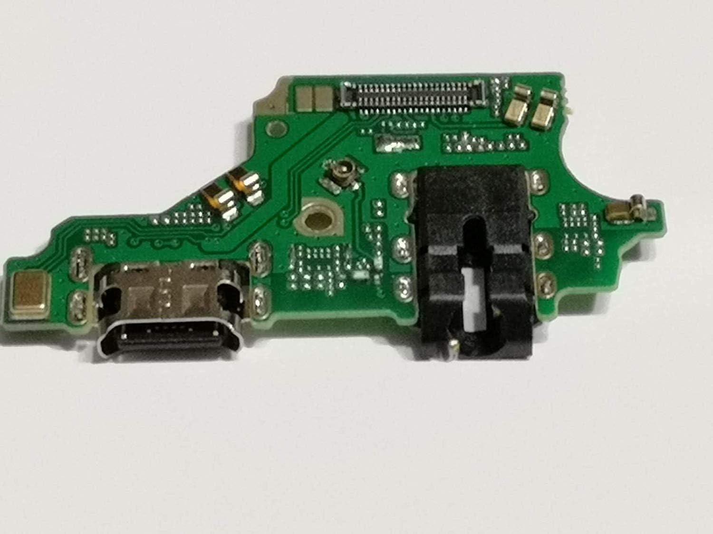 Flex Dock circuito carga conector carga + micrófono para Huawei P20 Lite / Nova 3E ANE-LX1