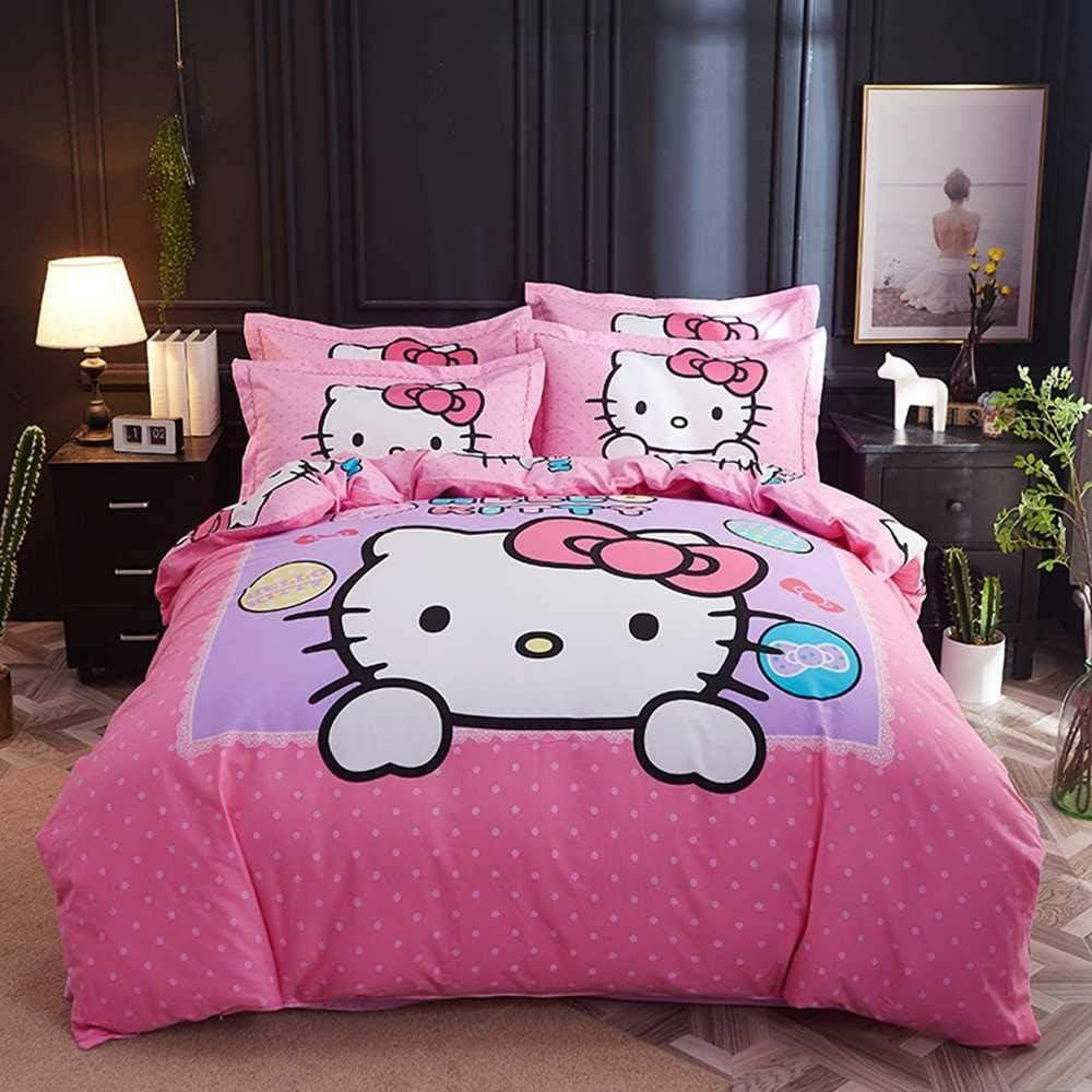 Fonkelnieuw Amazon.com: Warm Embrace Kids Bedding Set 100% Cotton Brushed DM-09