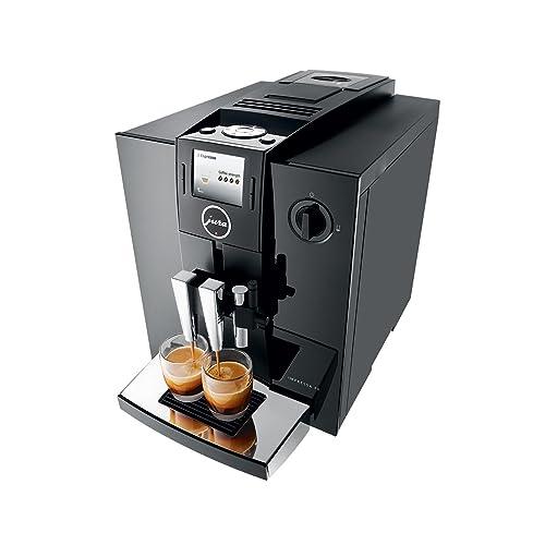 Jura coffee machine amazon jura impressa f8 automatic coffee machine black fandeluxe Images