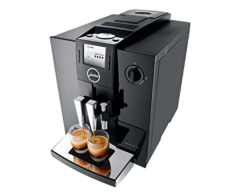 Amazon.Com: Jura Impressa F8 Automatic Coffee Machine, Black
