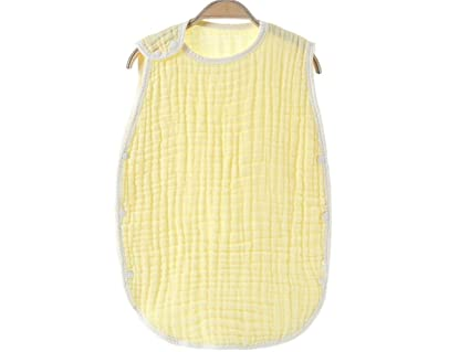 TjcmSs - Saco de dormir para bebé recién nacido, sin mangas, antipolillas, apto
