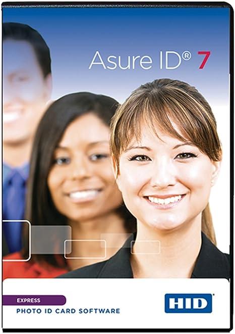 Amazon.com: Asure ID Express 7 tarjeta de identificación ...
