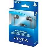 PlayStation Vita インナーイヤーヘッドセット In-ear Headset