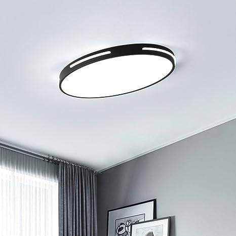 GBT Lámpara de Techo Led Cálido Dormitorio Romántico Luz ...