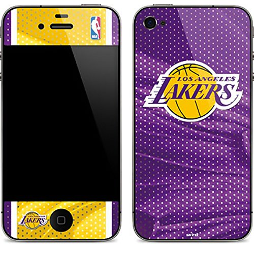Skinit Protective Skin for iPhone 4G, iPhone 4GS, iPhone (NBA LA LAKERS) by Skinit