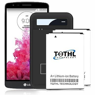 tqthl 2 x 3200 mAh Li-ion Batería de repuesto para Samsung ...