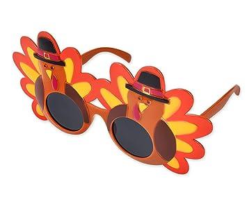 SCSpecial Gafas de Pavo Creativas Fiesta de la Novedad Gafas ...