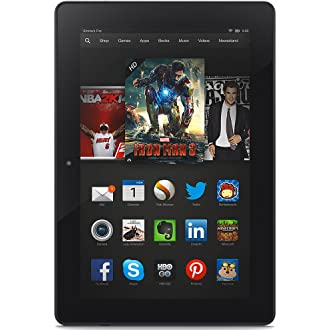 Amazon Com Kindle Fire Hdx 8 9 Hdx Display Wi Fi 16 Gb Includes Special Offers Previous Generation 3rd Kindle Store