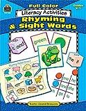 Rhyming and Sight Words, Kari Sickman, 0743932366