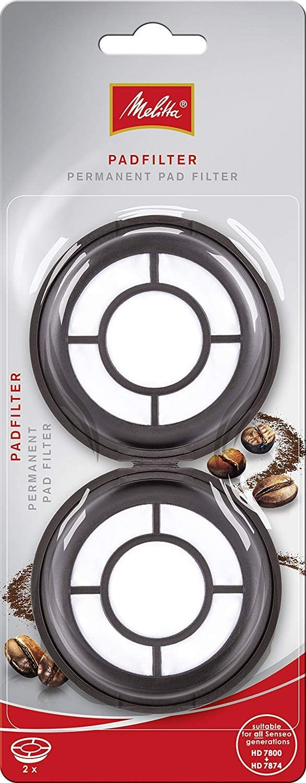 Melitta 6650667 Filtros de Café Reutilizables para Cafeteras de ...