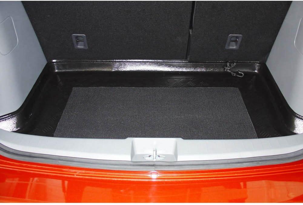 ZentimeX Z902963 Kofferraumwanne mit Antirutsch
