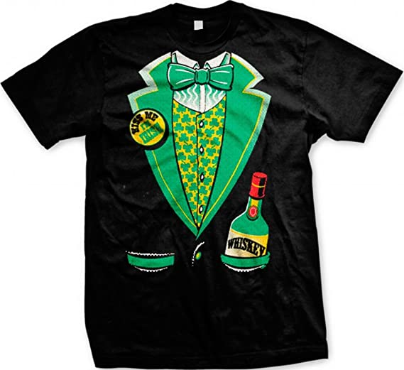 7bb7f0934 Image Unavailable. Image not available for. Color: St. Patty's Day Irish  Tuxedo ...