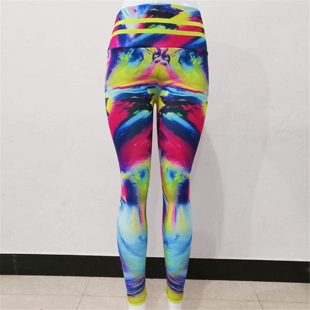 Excursion Clothing Womens Soft Classic Fashion Butterflies Print Full-Length Stretchy Leggings High Waist Yoga Butt Lift Tights