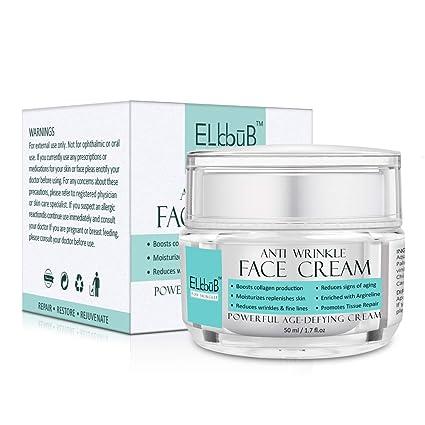Crema Antiarrugas Facial, Crema Correctoras y Anti ...