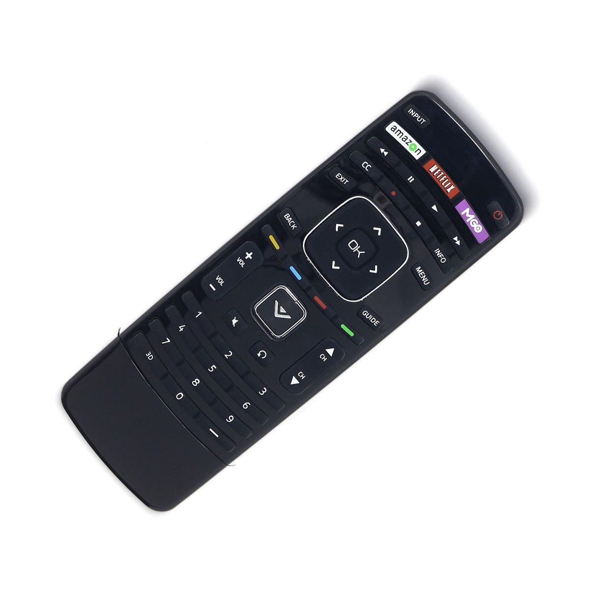 DEHA テレビリモコン Vizio XVT3D554SVテレビ用   B07KVP9FSH