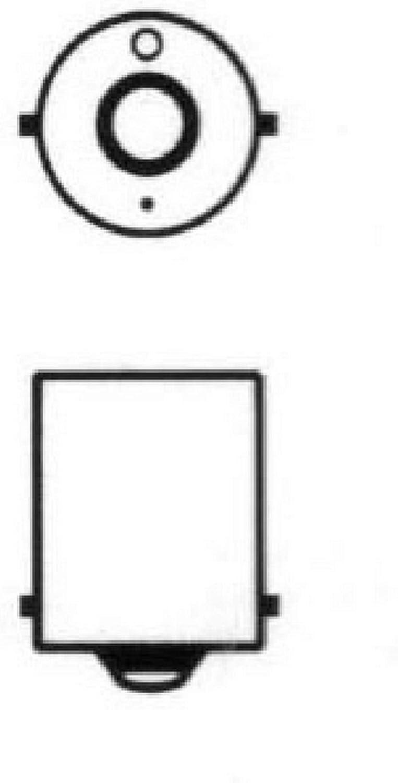 Bottari SpA 30145 Twin Filament Indicator Bulb 12 V