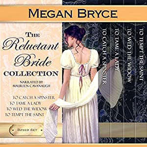The Reluctant Bride Collection - The Complete Box Set Audiobook