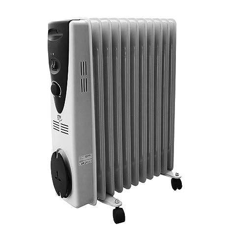 Radiador de Aceite 2500 W - 11 elementos