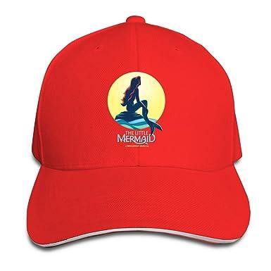 booottty la Sirenita a Broadway Musical Flex gorra de béisbol ...