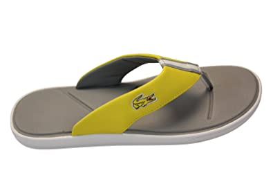 36e2841412 Lacoste - Claquettes/Tongs/Sabots - Tongs l.30 117 - Taille 53 ...