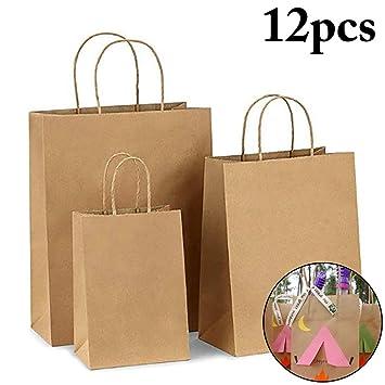 Amazon.com: FunPa - Bolsa de regalo, 12 piezas, bolsa de ...