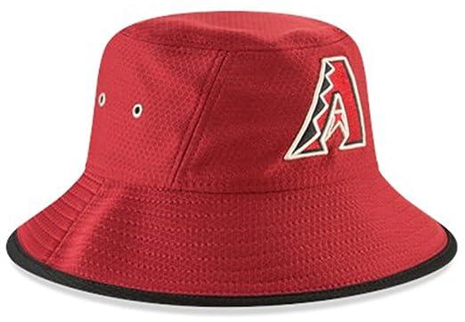 free shipping 8ad00 73efa ... discount new era authentic nwt arizona diamondback bucket hat cardinal  osfm f6a32 8cd4a ...