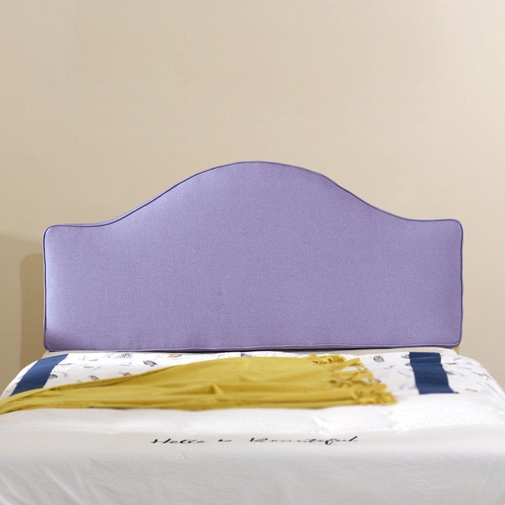 Double bed big headrest / soft cushion / bedside sponge backrest / sofa washable cushions ( Color : A , Size : 180768cm ) by Cushion