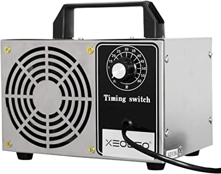 Xeoleo - Generador de ozono, 10 g/20 g/24 g/28 g, máquina de ...