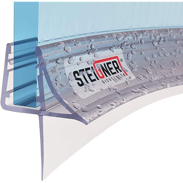 STEIGNER 40 cm Junta Repuesto Para el Vidrio 6mm/7mm/8mm Junta ...