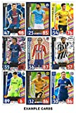 2017 / 2018 Topps CHAMPIONS LEAGUE Match Attax Cards STARTER KIT. Contains Collectors Binder (Album), Play Pitch and 25 Cards Including a Gold Limited Edition Card of a Star Player!