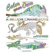 A Million Chameleons: Color Your Own