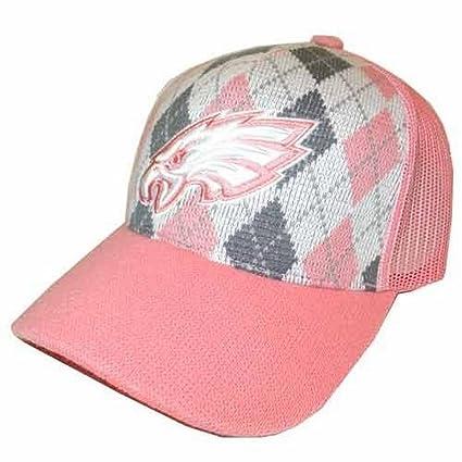 0e50b8a6985 Amazon.com   Reebok NFL Philadelphia Eagles Argyle Style Baseball Hat Cap    Sports Fan Baseball Caps   Sports   Outdoors