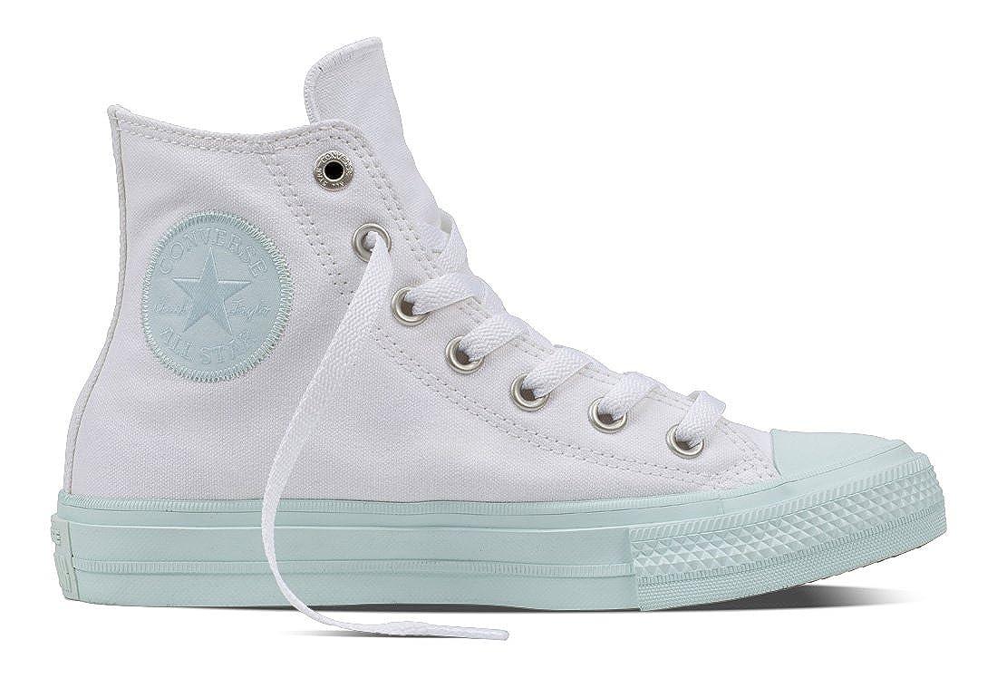 Converse All Star Star Star II, scarpe da ginnastica a Collo Alto Unisex – Adulto   Delicato  1ae28a