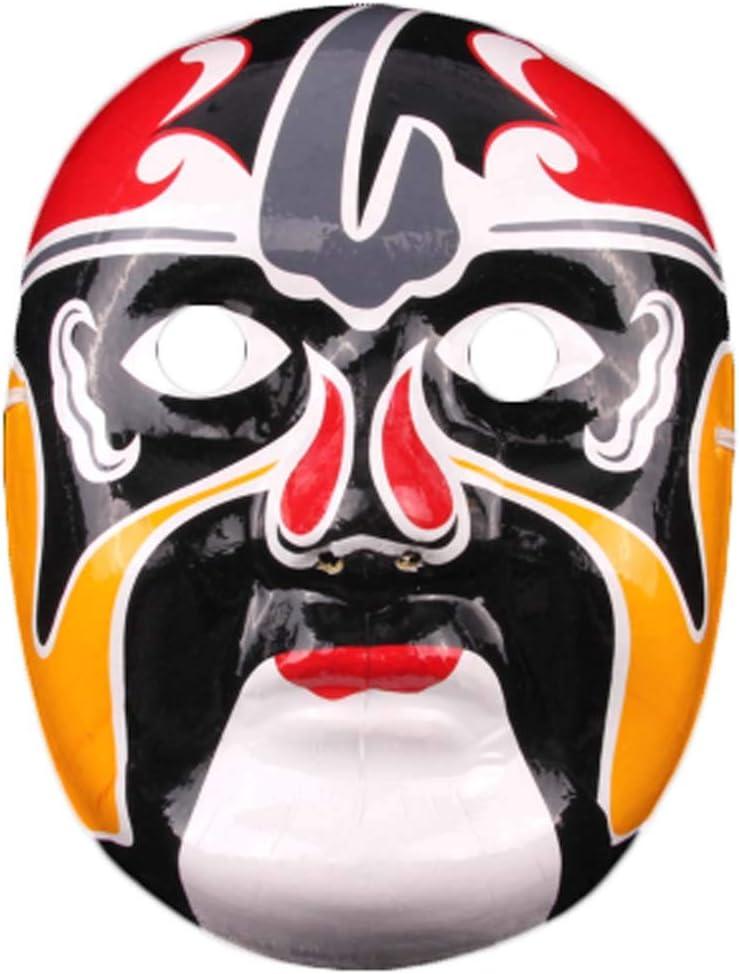 Black Temptation Producto Local Especial Ópera de Pekín Máscara Colección de Cultura Tradicional China Adorno Colgante # 28: Amazon.es: Juguetes y juegos