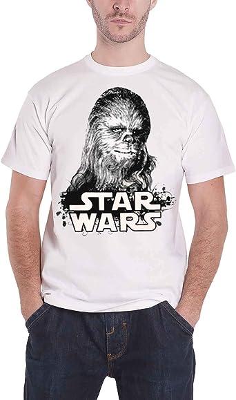 Star Wars T Shirt Last Jedi Stormtrooper Vader Han Solo official new mens