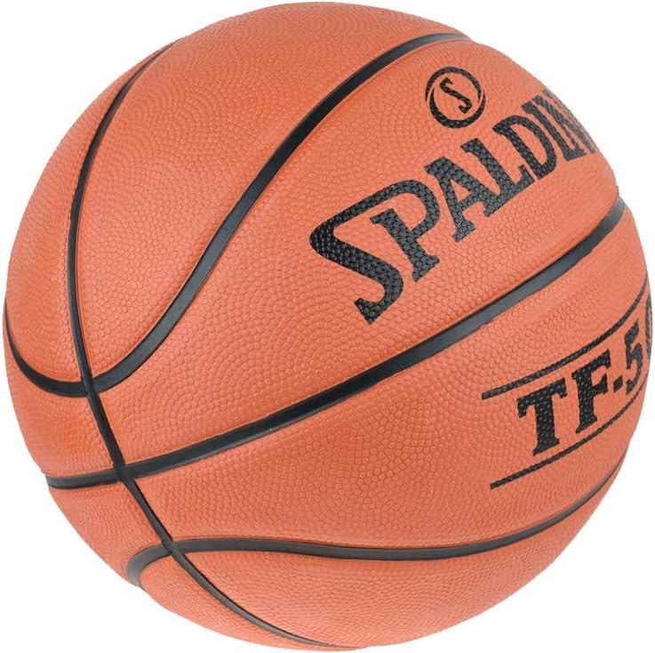 Spalding 73852Z/_5 Basketball Adulte Unisexe Orange 5