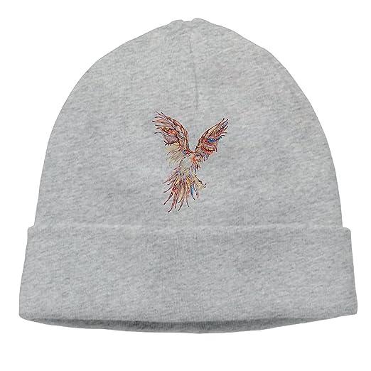 4bc07591ea9 Amazon.com  OBY Watch Cap Personalized Winter Owl Adult Unisex Ski ...
