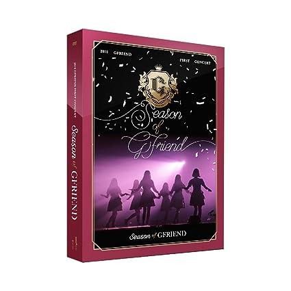 Amazon com: Source Music 2018 GFRIEND FIRST CONCERT Season of