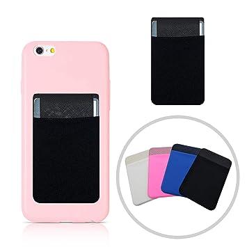 2 Pack Smartphone Kartenetui Kartenhalter Kartenfach Fürs