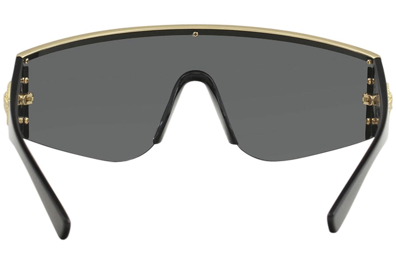 f506dd8392 Versace 100087 Gafas de sol, Gold, 45 Unisex: Amazon.es: Ropa y accesorios