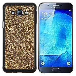 """Be-Star Único Patrón Plástico Duro Fundas Cover Cubre Hard Case Cover Para Samsung Galaxy A8 / SM-A800 ( Wallpaper Arte Moderno Espuma Naturaleza Textura"""" )"""