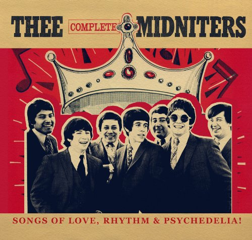 Thee Complete Midniters - Songs Of Love, Rhythm & Psychedilia                                                                                                                                                                                                                                                                                                                                                                                                <span class=