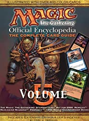 Magic: The Gathering -- Official Encyclopedia, Volume 5: The Complete Card Guide