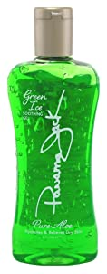 Panama Jack Green Ice 8 Ounce Pure Aloe Vera Gel (235ml) (2 Pack)
